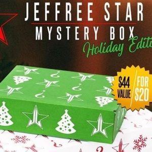 Bnib Jeffree Star holiday mystery box mini